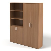 Office Cabinet Bookcase Set modern contemporary furniture