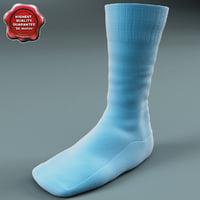 socks v2 3d model