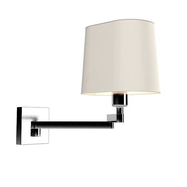Vibia Swing Arm 3d Model
