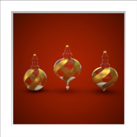 light kits christmas 3d c4d