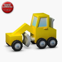 Construction Icons 11 Traktor 1