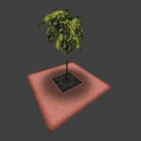 3d model tree iphone android