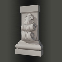 3ds max decorate classical