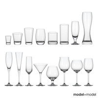 maya glasses set