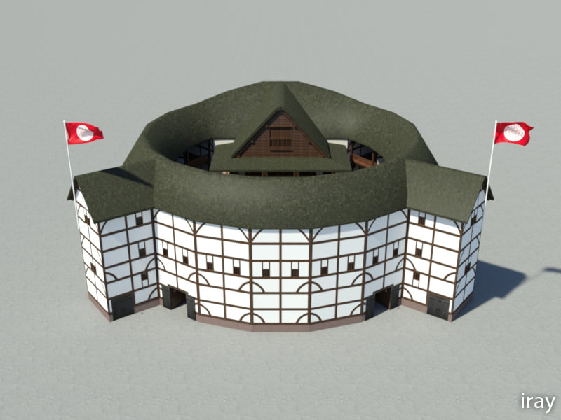 How To Build A Model Of Shakespeare S Globe Theater