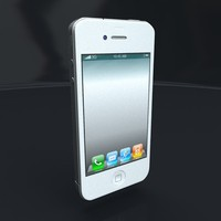 screen phone 3d model