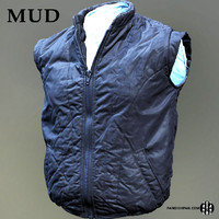 Male Jacket Mudbox 3D Scan