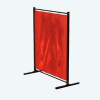 welding curtains 3d fbx