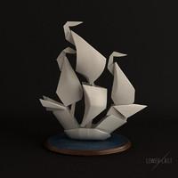 boat origami max