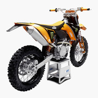 Ktm dirtbike (Highly detailed)
