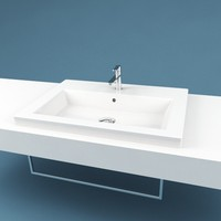 bathroom sink 3d ma