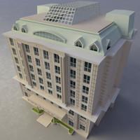 maya building hotel