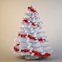Animated Christmas fur-tree