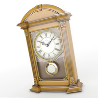 Mantel Clock 06