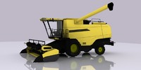 3d harvesters challenger model