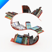 Ron Arad Bookworm Short S
