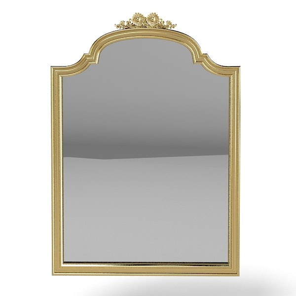 Ezio Bellotti 3013  Classic wall mirror baroque  arc.jpg