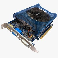 maya video card gigabyte gv-n220oc-1gi