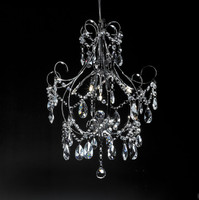 crystal chandelier 3d max