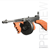 Colt Model1921 Thompson Submachine Gun