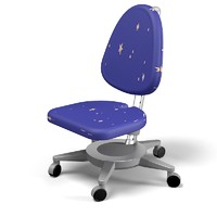 3d model office children chair