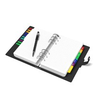 3d office daybook book model