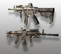 M4 Machine Gun