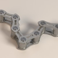 3ds max bike chain