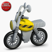 Construction Icons 20 Motorcycle