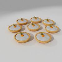 Cumquad Pastry Pies