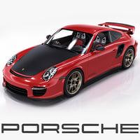 3ds porsche 911 gt2 rs