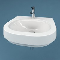 Bathroom Sink Laufen wb049
