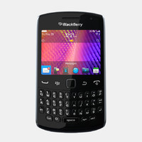 blackberry curve 9360 9350 3d obj