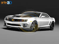 3ds max camaro unrestricted