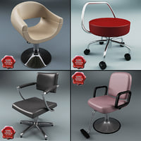 Salon Chairs Collection