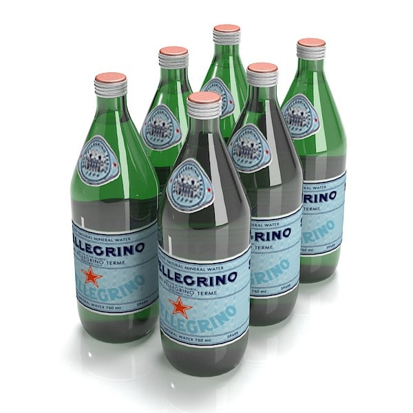 San Pelegrino Sparkling Water bottle beverage 0002.jpg