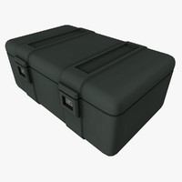 3d supply crate functional