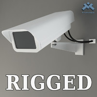Rigged Security Camera