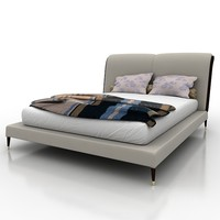Angelo Cappellini Bed 42300/19 IRIS
