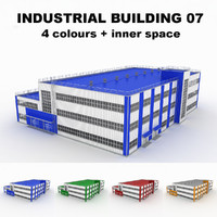 Large industrial building 07