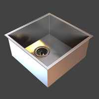 3ds max clark razor single bowl