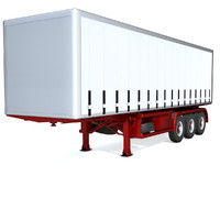 Generic Semi Trailer