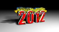 free c4d model happy 2012