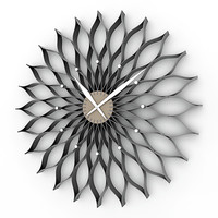 Decorative Wall Clock 01