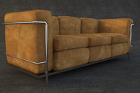 e003 corbusier sofa furniture max