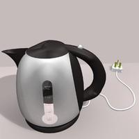 3d kettle 3