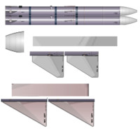 Advanced Medium-Range Air-To-Air Missile