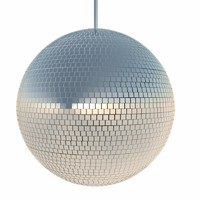 Disco Mirrored Ball