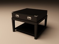 obj eichholtz table military