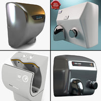 Hand Dryers Collection V2